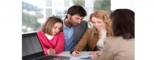 young family finance education